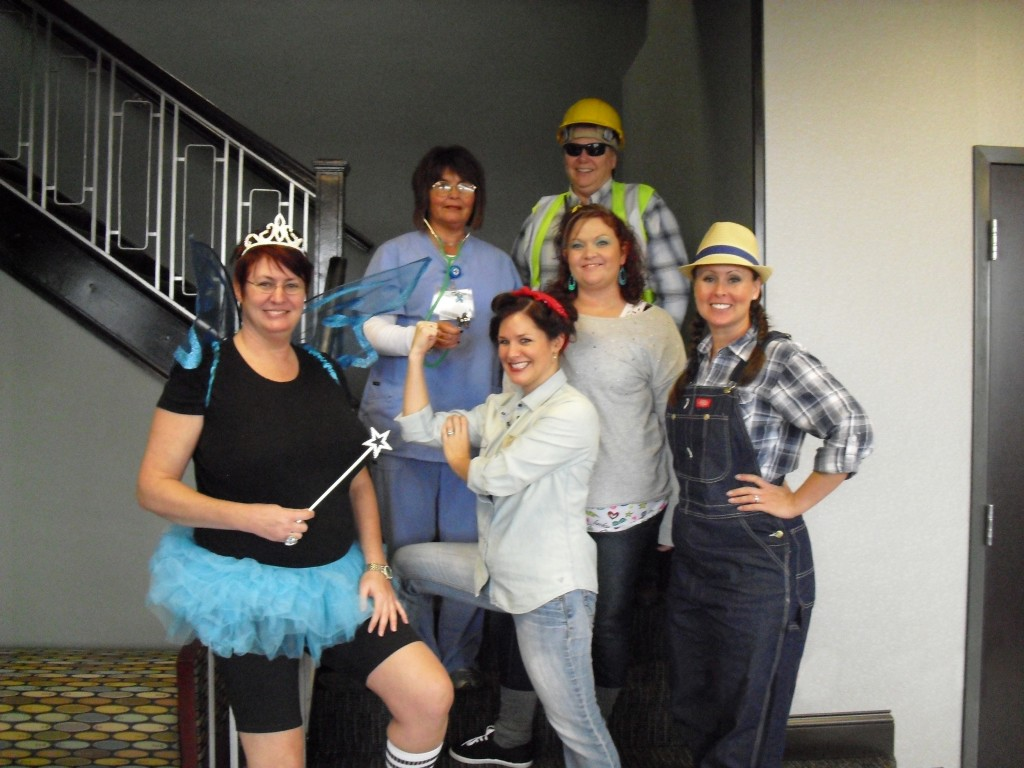 Happy Halloween from TCR&J