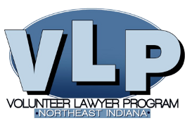 Volunteer Lawyer Program of Northeast Indiana logo